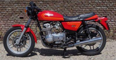 1983 Benelli 654