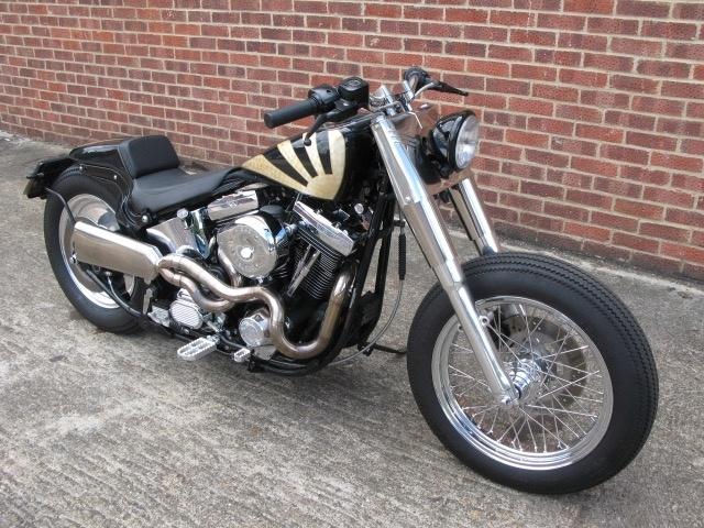1991 Harley Davidson Heritage Softail2