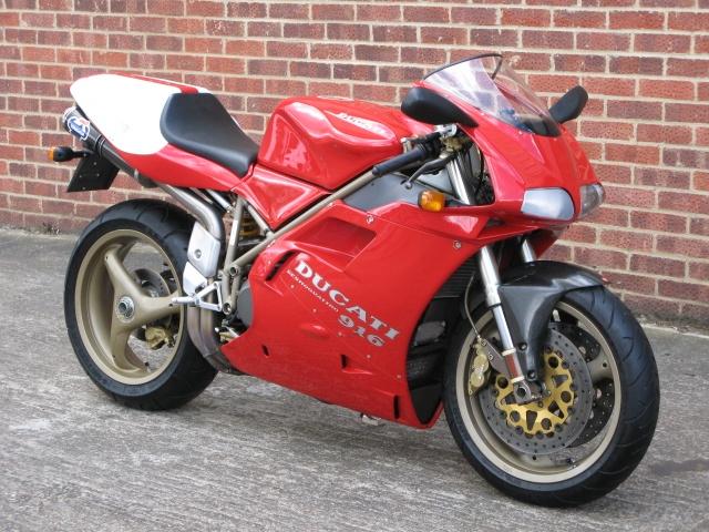 1996 Ducati 916