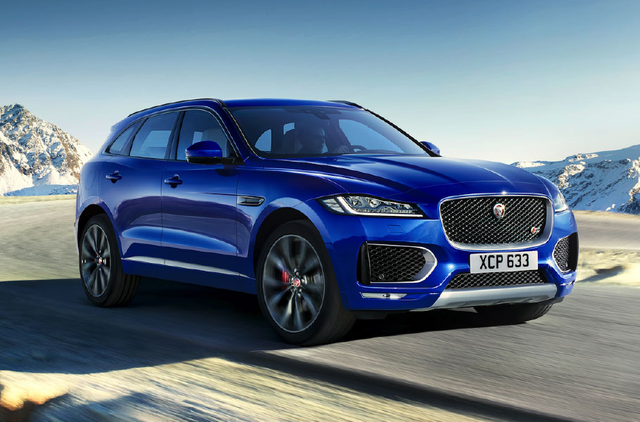 jaguar f pace. Black Bedroom Furniture Sets. Home Design Ideas