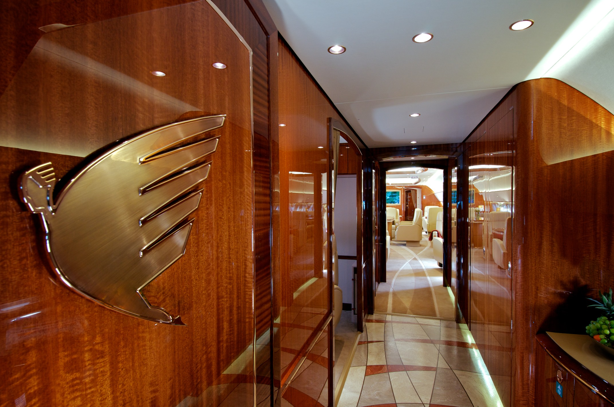 Airbus Acj 319 . Private Jets With Bedrooms ...
