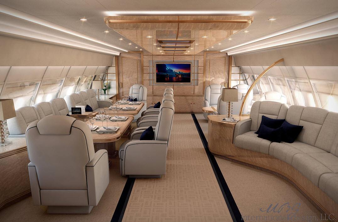 Airbus A340 500 Vvip