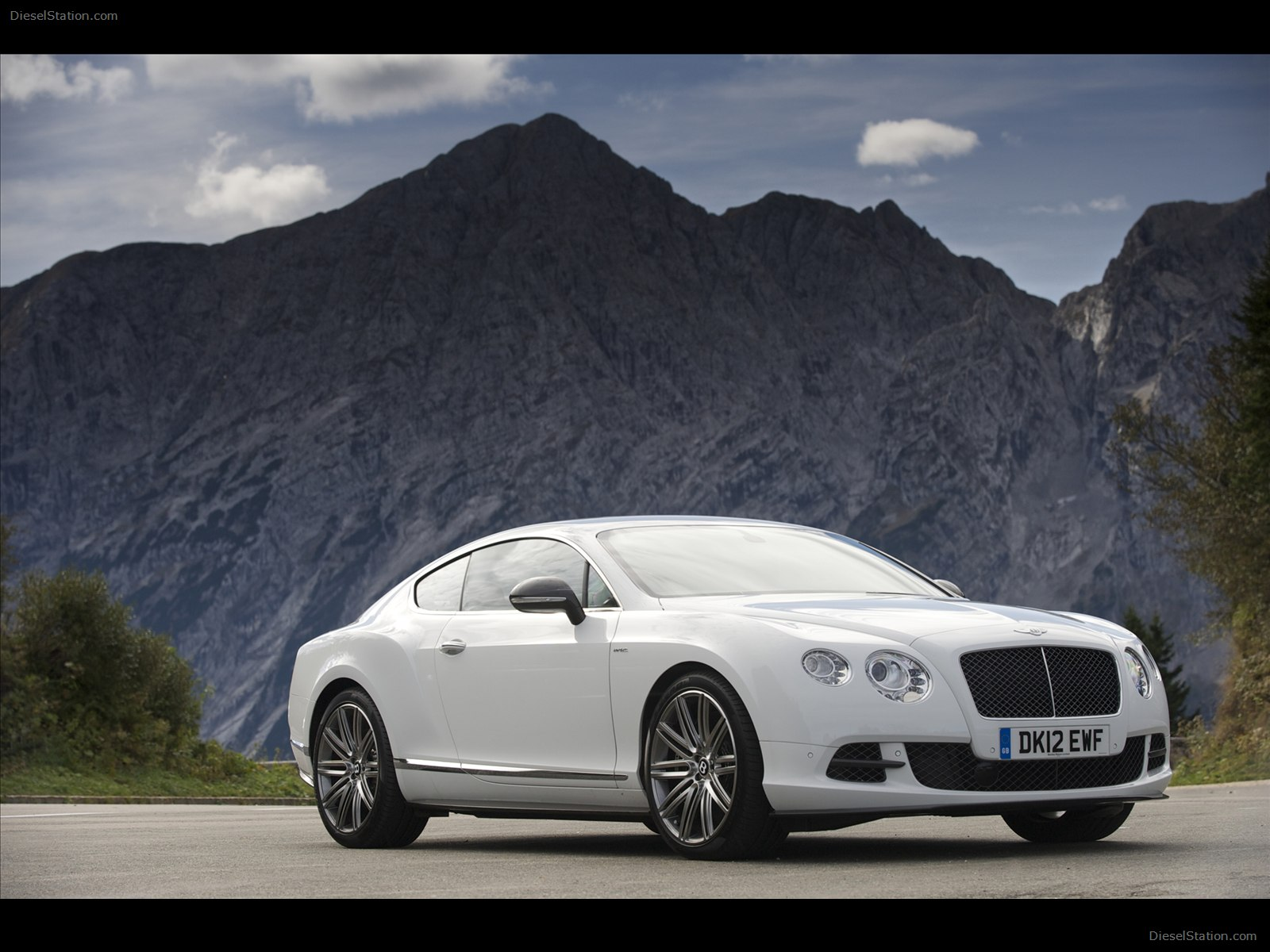 bentley continental gt speed -
