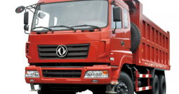 Dongfeng Right Hand DumpTruck
