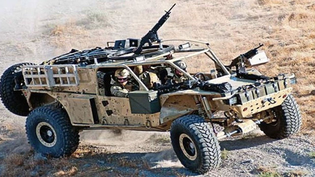 Special Military Vehicles Military Fleets Remarketing
